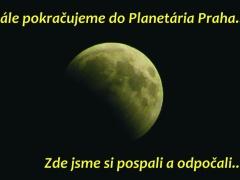 Akce UGO 2011 - Policejní škola a Planetárium
