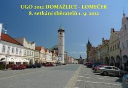 Akce UGO 2012 - Podvodní jezerní pozorovatelna