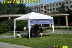 Akce Zlatý UGO č. 2 - České Budějovice