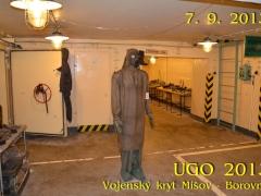 UGO 2013 - Vojenský kryt Míšov - Borovno