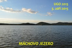 UGO 2015 - Máchovo jezero