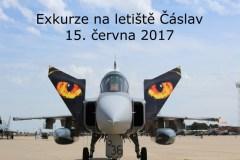 Vojenská základna v Čáslavi 15.6.2017