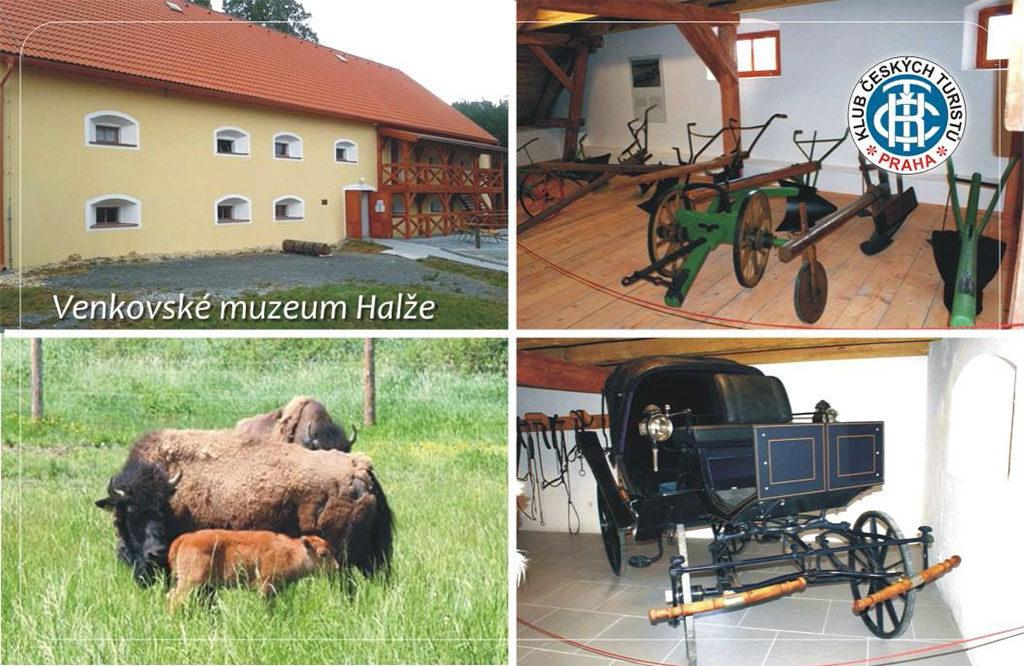 Venkovské muzeum Halže